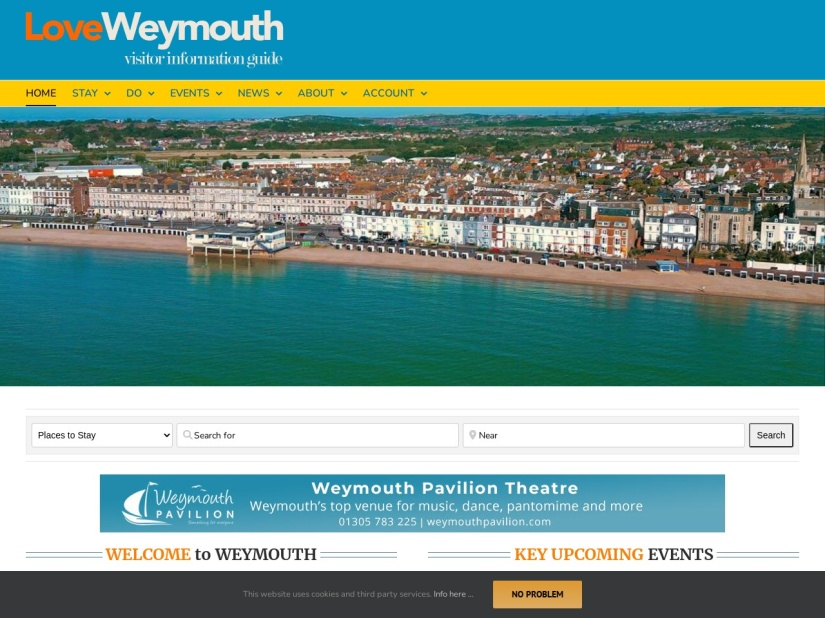 Love Weymouth