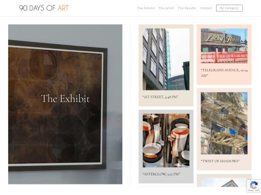 90 Days of Art