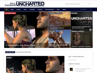 All Things UNCHARTED