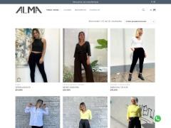 Venta online de Invierno 2018 en Alma Jeans