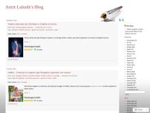 Astrit Lulushi's Blog