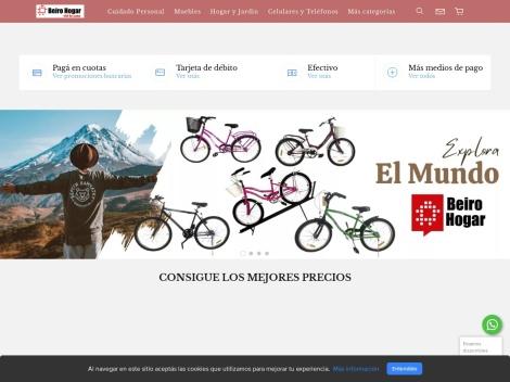 Tienda online de Beiro – Artículos del Hogar