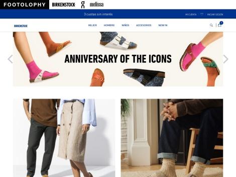 Tienda online de Birkenstock Argentina