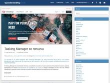 Blog oficial de OpenStreetMap