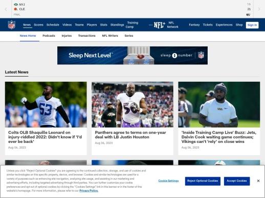 NFL.com Blogs
