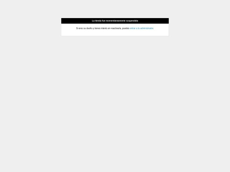 Tienda online de Bohemia Vintage