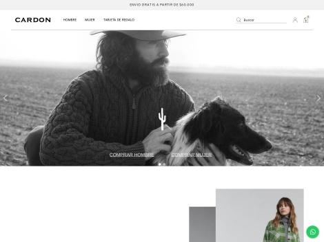 Tienda online de Cardón – Tienda online
