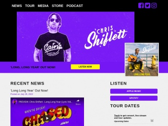 Chris Shiflett & The Dead Peasants