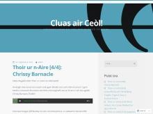 Cluas air Ceòl