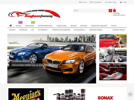 Tienda online de Daytona Tuning