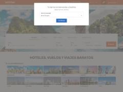Venta online de Viajes Online en Destinia Argentina