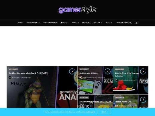 Gamer Style