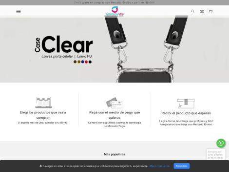 Tienda online de Generación Uno – Accesorios Para Celulares