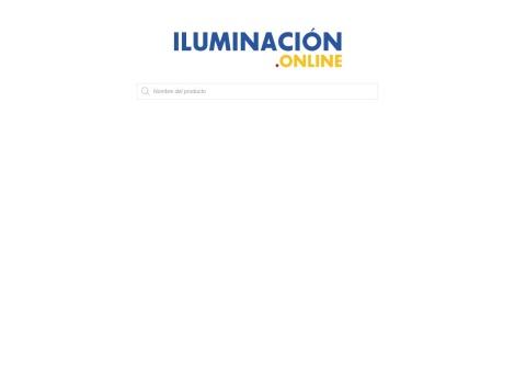 Tienda online de Iluminacion.Online