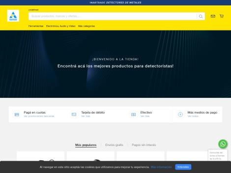 Tienda online de Detectores de Metales Inartrade