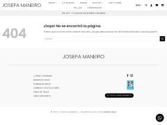 Venta online de Talles Grandes y Talles Especiales en Josefa Maneiro – Talles Reales