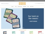 Knock Knock Coupon and Deals for November 2017