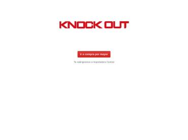 Venta online de  en Relojes 2019 de Knock Out