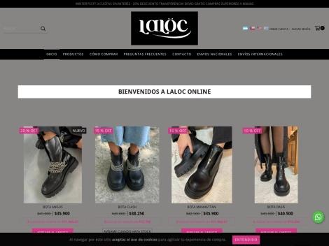 Tienda online de Maria LaLoc