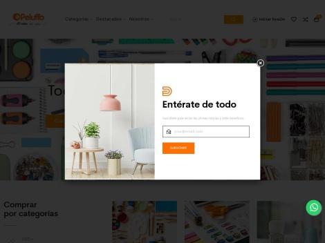 Tienda online de Libreria Peluffo
