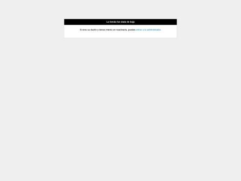 Tienda online de Librería Proa
