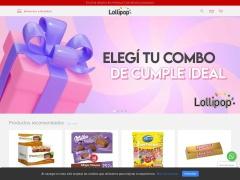 Venta online de Venta online en Lollipop Golosinas