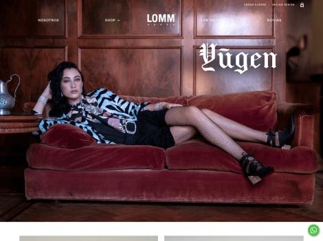 Tienda online de LOMM Shoes