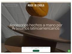 Venta online de Tienda Nube en Made in Chola