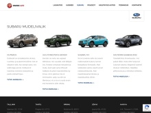 Mariine Auto: Subaru