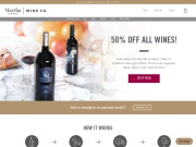 Martha Stewart Wine Co Coupon and Deals for November 2017
