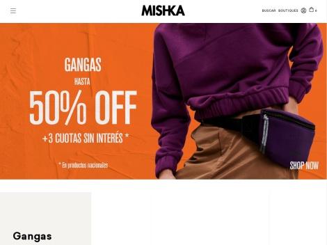 Tienda online de MISHKA Buenos Aires