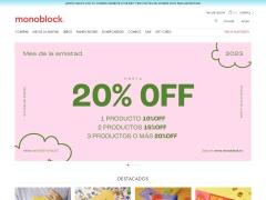 Venta online de Librería Comercial & Insumos de Oficinas en Monoblock.tv Cuadernos