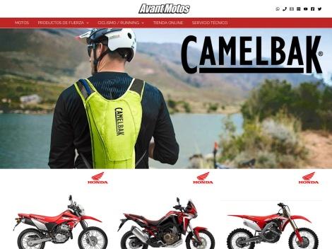 Tienda online de Avant Motos