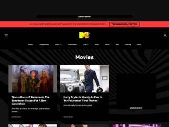 MTV Movies Blog