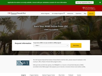 USC School of Social Work