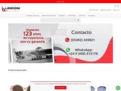 Venta online de Anteojos en Optica Lencioni