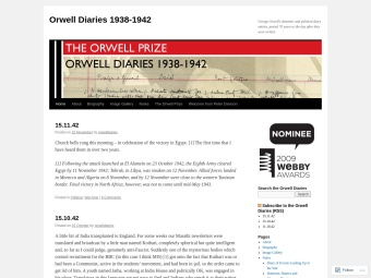 The Orwell Prize