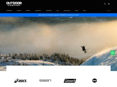 Venta online de Abrigos en Outdoor Company