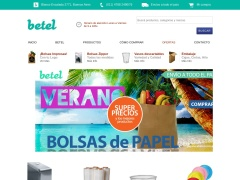 Venta online de Servilletas en Papelera Betel