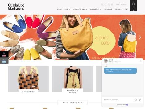 Tienda online de PE by Guadalupe Martiarena
