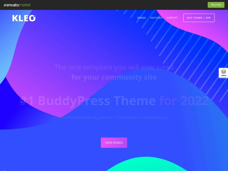 Kleo directory theme