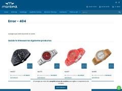 Venta online de Relojes en Relojes Montreal – Venta online