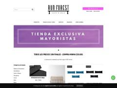 Venta online de Tienda Nube en Run Forest (Mayorista)