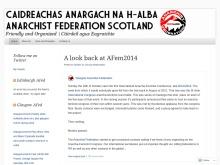 Caidreachas Anargach na h-Alba