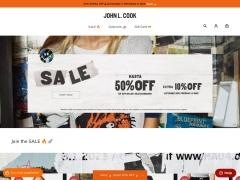 Venta online de Abrigos en John L. Cook Shop