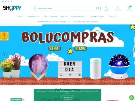 Tienda online de SHOPPY (Bazar Online)