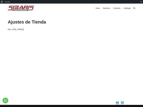 Tienda online de Sibaris – Vinos & Delicatessen