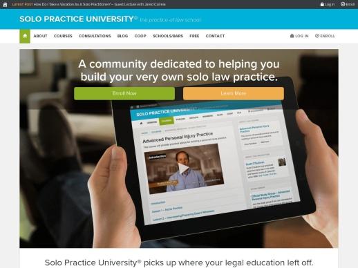 Solo Practice University