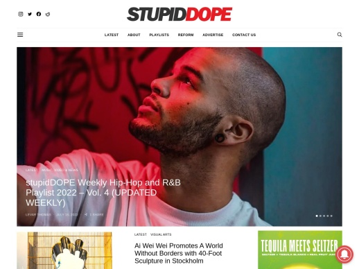 stupidDOPE.com