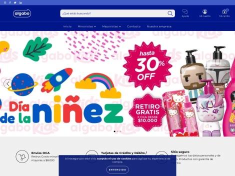 Tienda online de Tienda Algabo
